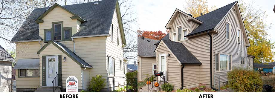 Siding Contractors Minneapolis Sela Roofing Amp Remodeling